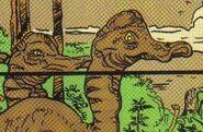 CorythosaurToppsComix