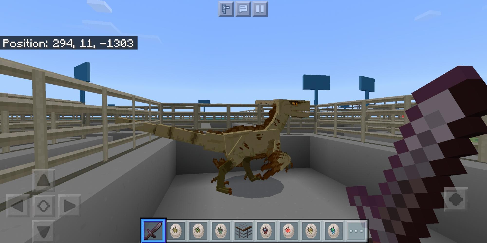 Pluma Raptor