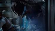 T. rex in pain