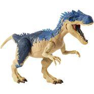 JWDR BABR Dual Attack Allosaurus