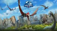 JurassicWorldAlive Wallpaper Ptero PC