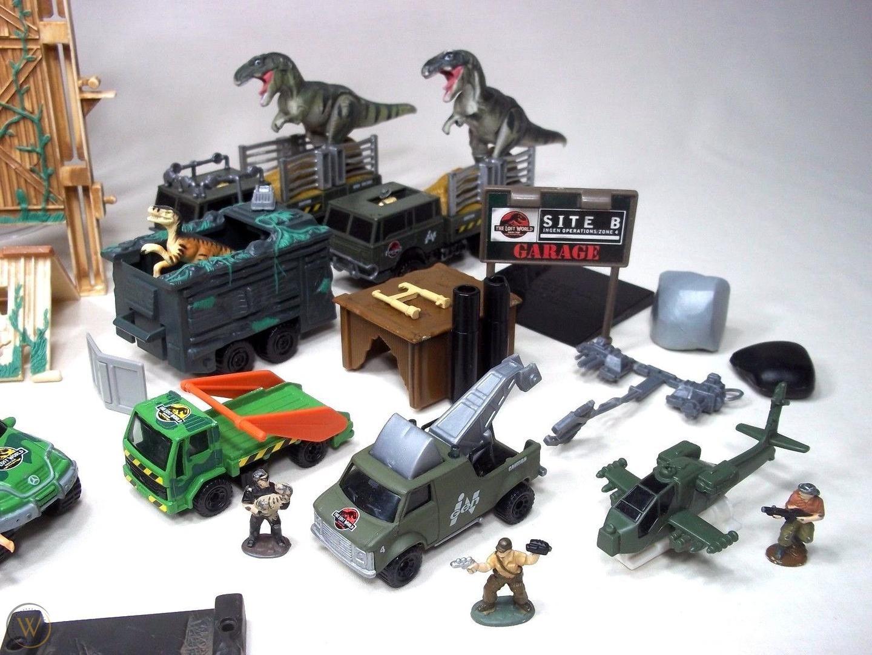 The Lost World Jurassic Park 1997 Matchbox Line Jurassic Park Wiki Fandom