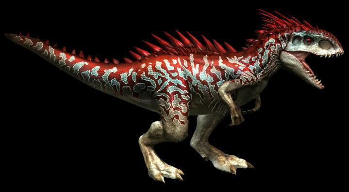 Indominus Rex Nivel 40