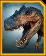 JW- Alive Battle at Big Rock Allosaurus icon