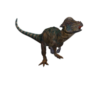 JWA PressKit Pachycephalosaurus