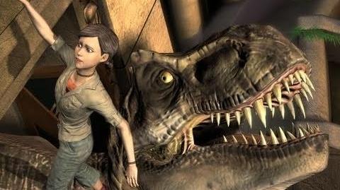 Jurassic Park - E3 2011 IGN Live Commentary