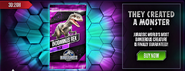 Indominus rex Pack 2 News