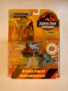 Jpd triceratops