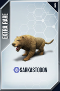 Sarkastodon (The Game)
