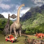 Brachiosaurus legacy