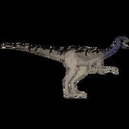 Ornithomimus2 (Dinosaur & Ulquiorra)