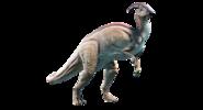 Jurassic park parasauralophus by camo flauge dcslkra-fullview
