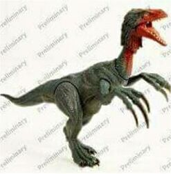 Mattel Therizinosaurus toy