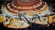 Visitor Center rotunda concept art
