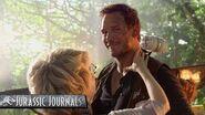 Chris Pratt's Jurassic Journals Vivian Baker