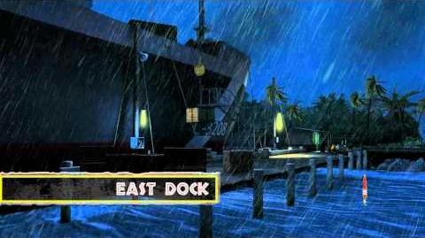 Muelle Este (east dock)