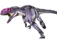JPI Metriacanthosaurus