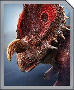 JWA Profile Einiosaurus result