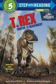 T rex hunter or scavenger 2015.jpg