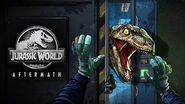 Jurassic World Aftermath VR Oculus Quest