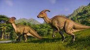 JWE Screenshot Parasaurolophus 2001 01