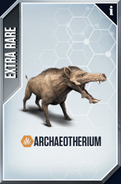 Archaeotherium (The Game)