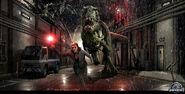 Jurassic world illustrations1