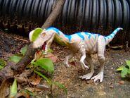 Dilophosaurusspitter