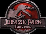 Jurassic Park Survival - Logo
