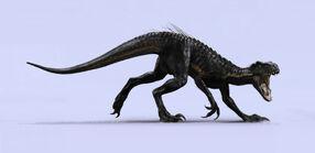 Indoraptor concept art (12)