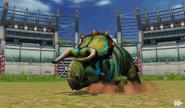 My new dinosaur by amazonianfisherman-d859l61