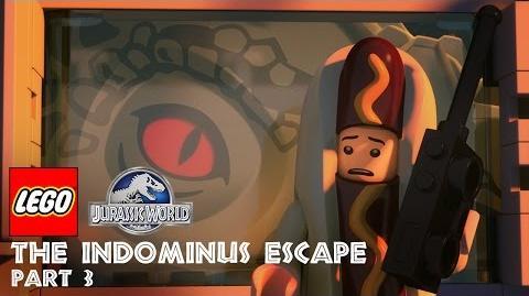 Part 3 LEGO® Jurassic World The Indominus Escape-0