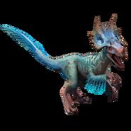 Utahsinoraptor render