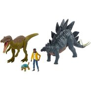 Jurassic World Camp Cretaceous - Camp Adventure Set - loose