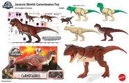 Carnotaurus ToyPortfolio small