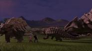 Ankylosaurus surrounding (2)