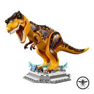Jurassicworldexclusive rex