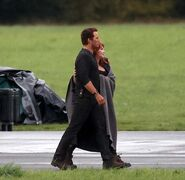 Owen and Claire - JWD Behind the Scenes