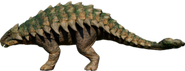 "Анкилозавр Тип ""Лесной"""