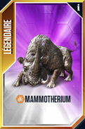 Mammotherium (The Game)