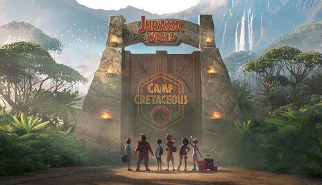 Jurassic World Colo du Crétacé Poster 0