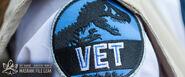 Vet-badge