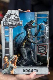 Indoraptor jouet 1