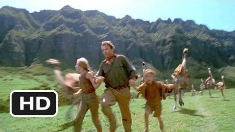 Jurassic Park (6 10) Movie CLIP - They're Flocking This Way! (1993) HD-1542091747