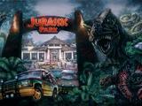 Jurassic Park (movie park)