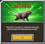 Diprotodon Species Facts 1