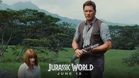 Jurassic World - The Park Is Open June 12 (TV Spot 2) (HD)-0