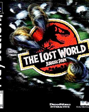 The Lost World Jurassic Park Video Game Jurassic Park Wiki Fandom