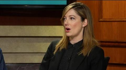 What Can Judy Greer Tell Us About Jurassic World? Archer Cast Larry King Now