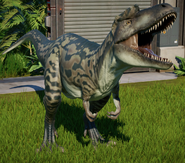 JWEAlbertosaurus